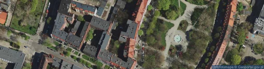 Zdjęcie satelitarne Plac Akademicki pl.