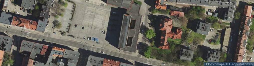 Zdjęcie satelitarne Plac Króla Jana III Sobieskiego pl.
