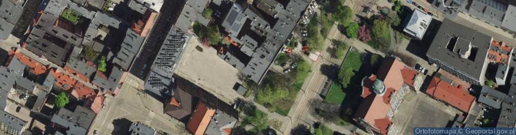 Zdjęcie satelitarne Plac Sikorskiego Władysława, gen. pl.