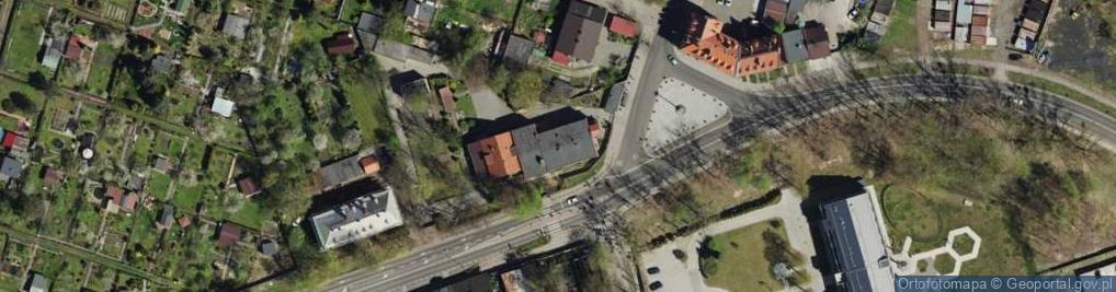 Zdjęcie satelitarne Plac Szpitalny pl.