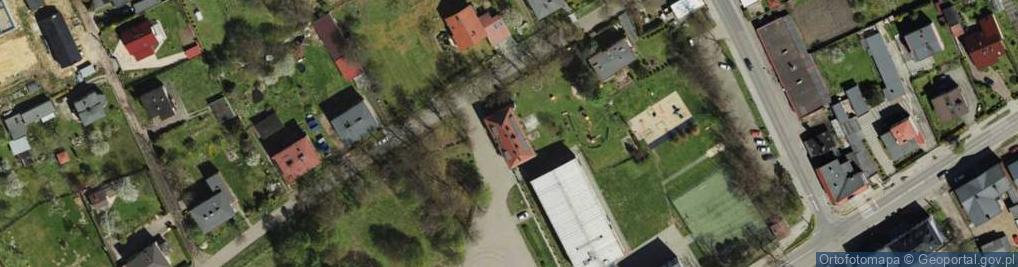 Zdjęcie satelitarne Plac Witkiewicza Stanisława Ignacego pl.