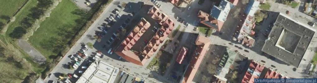 Zdjęcie satelitarne Plac Kupiecki pl.