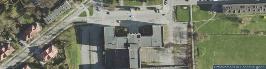 Zdjęcie satelitarne Plac Niepodległości pl.
