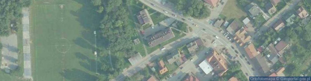 Zdjęcie satelitarne Plac Zgody pl.