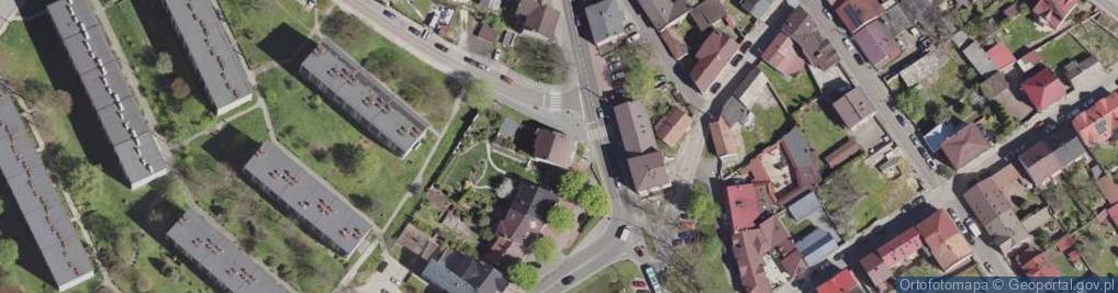 Zdjęcie satelitarne Plac św. Jana pl.