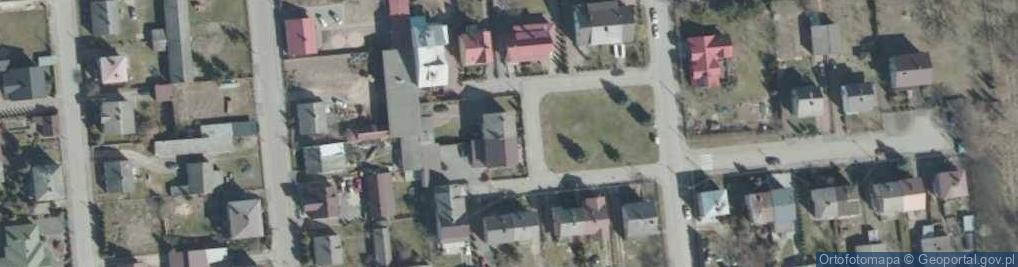 Zdjęcie satelitarne Plac 250-lecia pl.