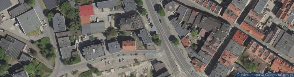 Zdjęcie satelitarne Plac Wyszyńskiego Stefana, ks. kard. pl.