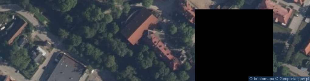 Zdjęcie satelitarne Plac Zamkowy pl.