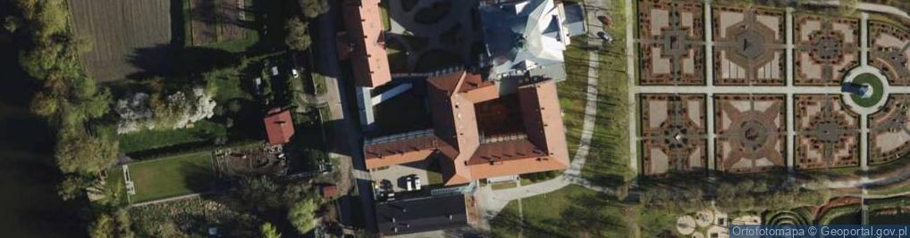 Zdjęcie satelitarne Plac Przemysława pl.