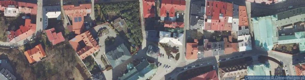 Zdjęcie satelitarne Plac Katedralny pl.