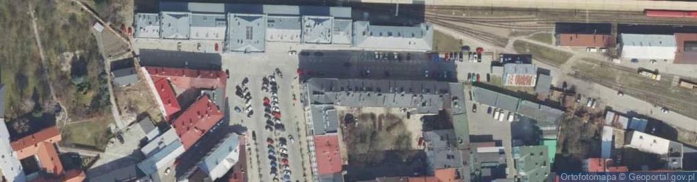 Zdjęcie satelitarne Plac Legionów pl.