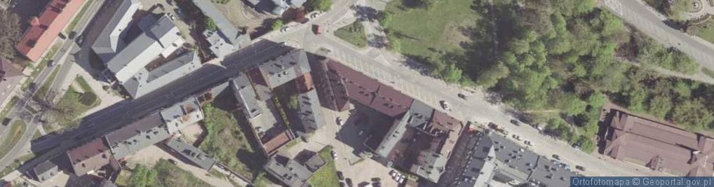 Zdjęcie satelitarne Plac Jagielloński pl.