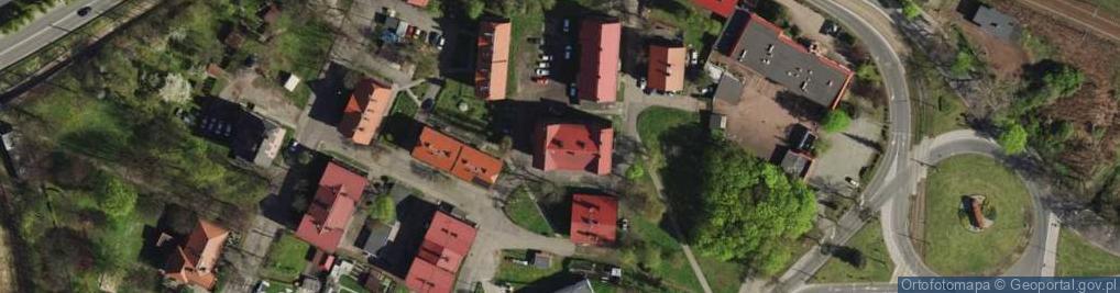 Zdjęcie satelitarne Plac Szkolny pl.