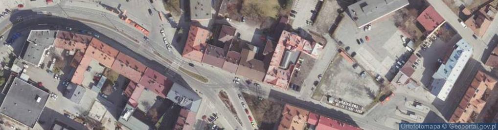 Zdjęcie satelitarne Plac Kilińskiego Jana, płk. pl.