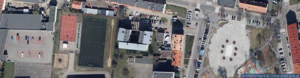 Zdjęcie satelitarne Plac Bohaterów pl.