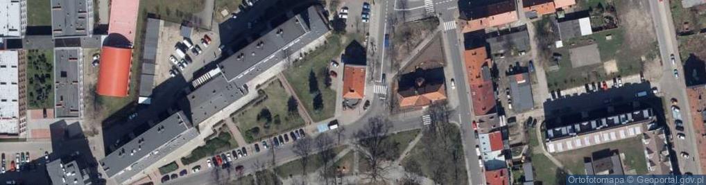 Zdjęcie satelitarne Plac Wolności pl.