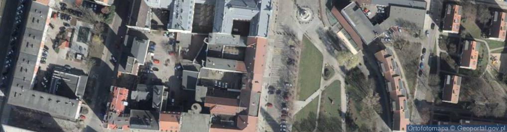 Zdjęcie satelitarne Plac Orła Białego pl.