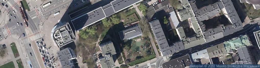 Zdjęcie satelitarne Plac Dąbrowskiego Henryka, gen. pl.