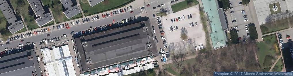 Zdjęcie satelitarne Plac Żelaznej Bramy pl.