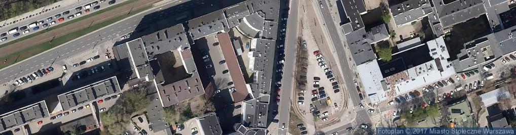 Zdjęcie satelitarne Plac Starynkiewicza Sokratesa pl.
