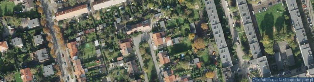 Zdjęcie satelitarne Plac Kopernika Mikołaja pl.
