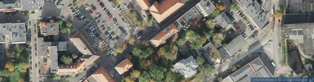 Zdjęcie satelitarne Plac Warszawski pl.