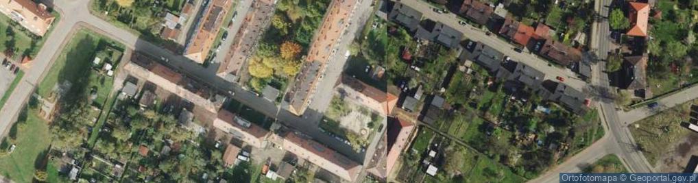 Zdjęcie satelitarne Plac Paderewskiego Ignacego Jana pl.