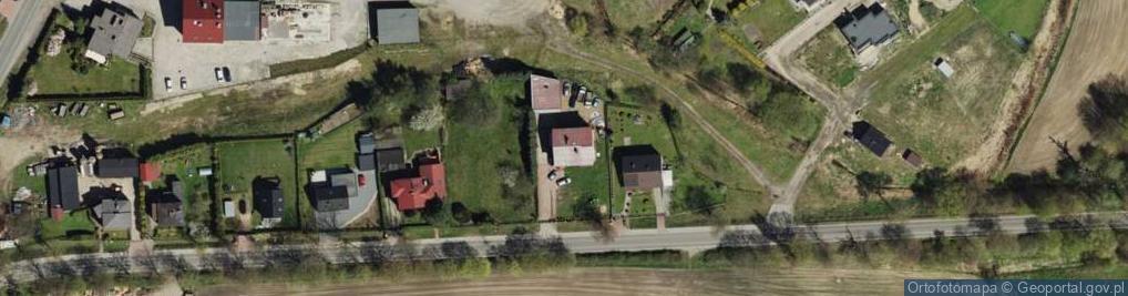 Zdjęcie satelitarne Podleśna ul.