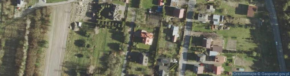 Zdjęcie satelitarne Potockich Ignacego i Stanisława ul.
