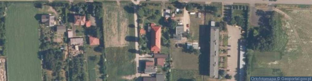 Zdjęcie satelitarne Poniatowskiego Juliusza ul.