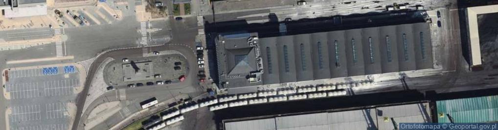 Zdjęcie satelitarne Polska ul.