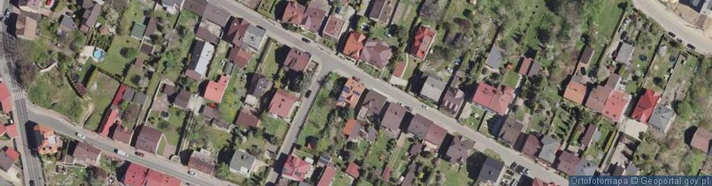 Zdjęcie satelitarne Polowa ul.