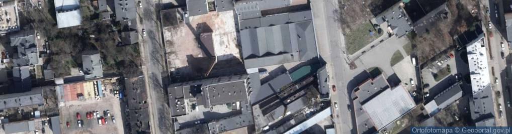 Zdjęcie satelitarne Pogonowskiego Stefana, kpt. ul.