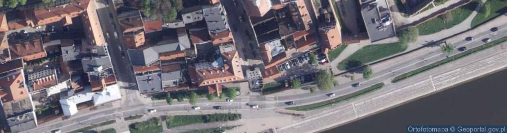 Zdjęcie satelitarne Podmurna ul.