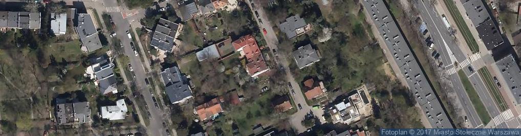 Zdjęcie satelitarne Pogonowskiego Stefana ul.