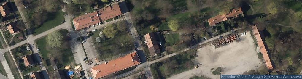 Zdjęcie satelitarne Potockiego Stanisława Kostki ul.