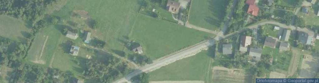 Zdjęcie satelitarne Podgórska ul.