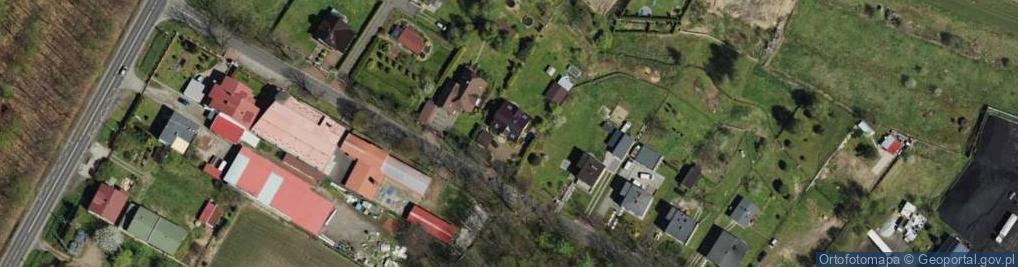 Zdjęcie satelitarne Przyjemna ul.