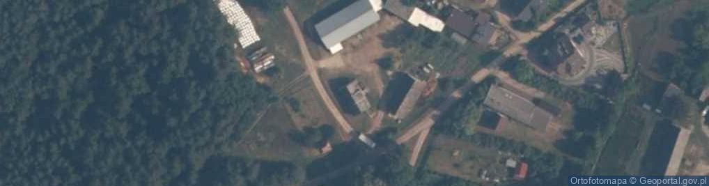 Zdjęcie satelitarne Przyleśna ul.