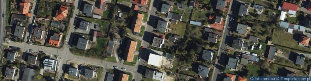 Zdjęcie satelitarne Prusa Bolesława ul.