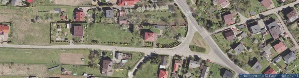 Zdjęcie satelitarne Preglera Arnolda ul.