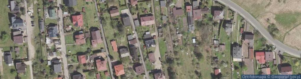 Zdjęcie satelitarne Przyjaźni ul.