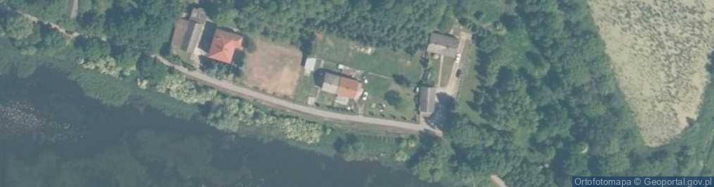 Zdjęcie satelitarne Przyrębska ul.