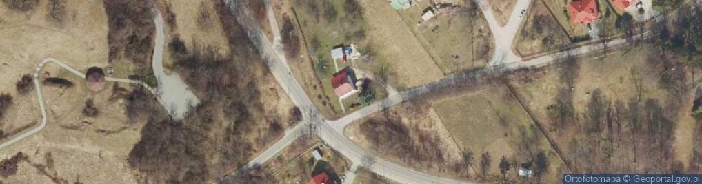 Zdjęcie satelitarne Przemysława ul.