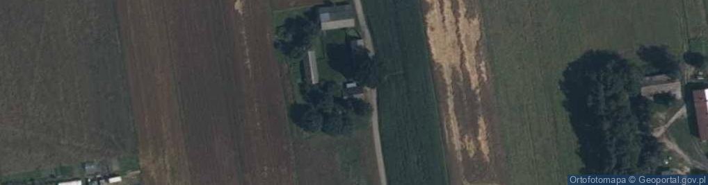 Zdjęcie satelitarne Przeździatka-Kolonia ul.