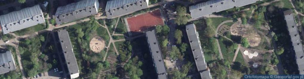 Zdjęcie satelitarne Prejsa Juliana ul.