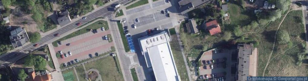 Zdjęcie satelitarne Prüfferów Jana i Marii ul.