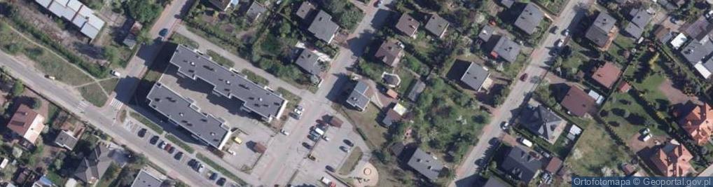 Zdjęcie satelitarne Przemyska ul.