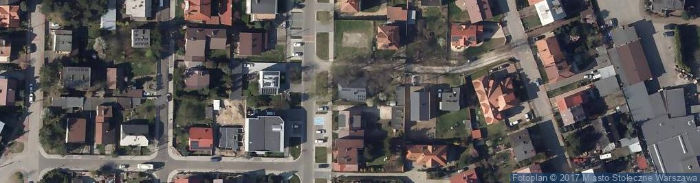 Zdjęcie satelitarne Przewoźników ul.