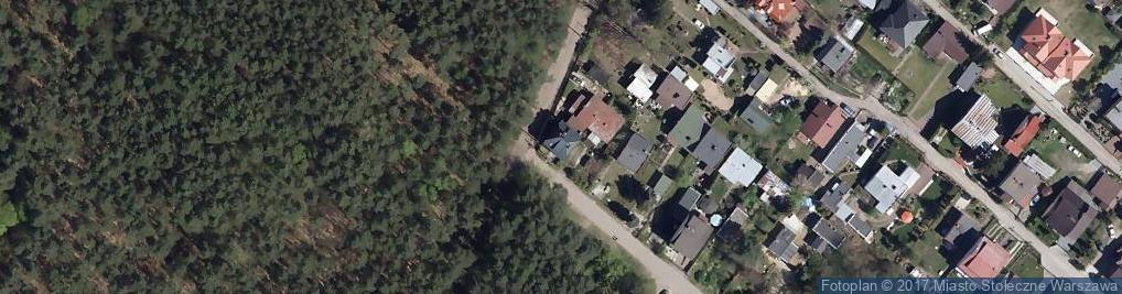 Zdjęcie satelitarne Przełęczy ul.